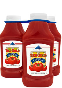 Image of 2020_rg_folds of honor_ketchup 40 ounce three pack