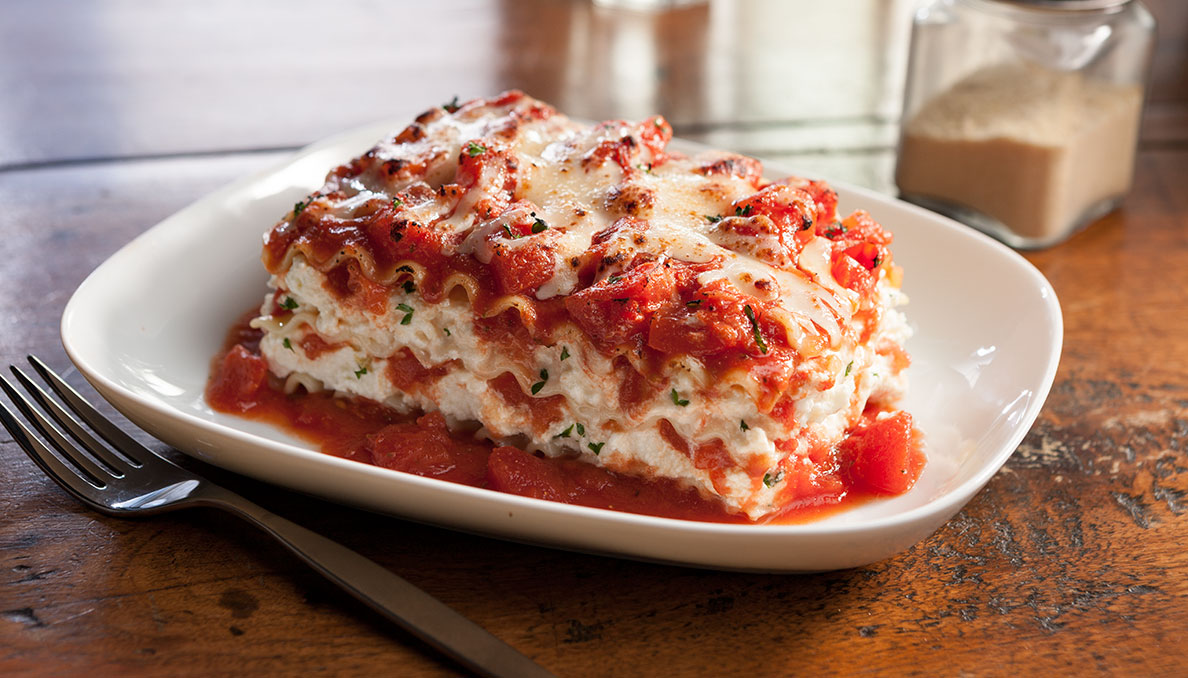 All In One Lasagna