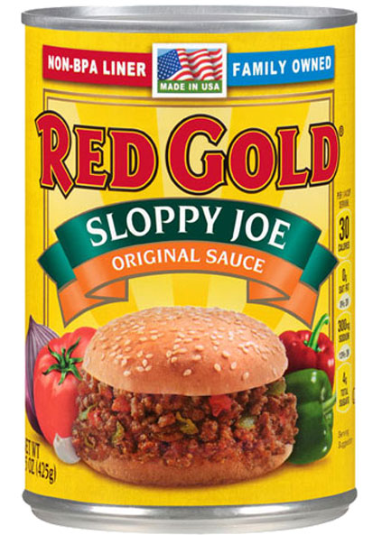 Image of Sloppy Joe Sauce 15 oz