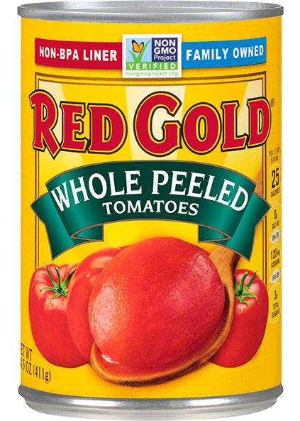 Image of Whole Peeled Tomatoes 14.5 oz