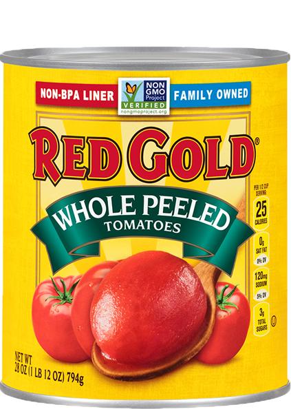 Image of Whole Peeled Tomatoes 28 oz