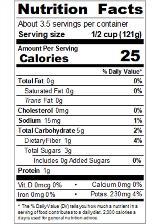 REDBR1B_RedGold_PetiteDicedNoSaltAdded_14.5oz_Nutrition