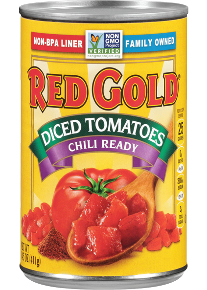 Image of Chili Ready Diced Tomatoes 14.5 oz