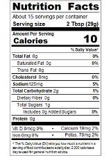 REDSC15_RedGold_MildSalsa_15_5oz_Nutrition