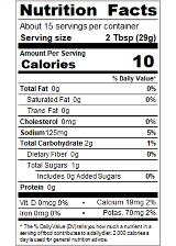 REDSD15_RedGold_MediumSalsa_15_5oz_Nutrition