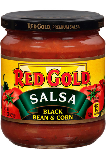 Image of Black Bean & Corn Salsa 15.5 oz