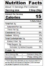REDSDB5_RedGold_BlackBeanCornSalsa_15_5oz_Nutrition