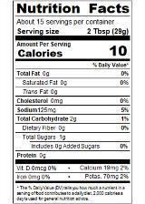 REDSE15_RedGold_HotSalsa+15_5oz_Nutrition