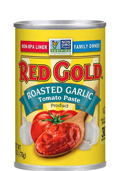 Image of Roasted Garlic Tomato Paste 6 oz