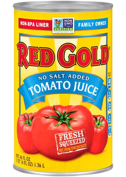 Image of No Salt Added Tomato Juice 46 oz