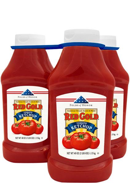 Image of Tomato Ketchup 40 oz