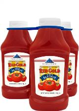REDYA40_RedGold_TomatoKetchup_FOH_40oz_Front