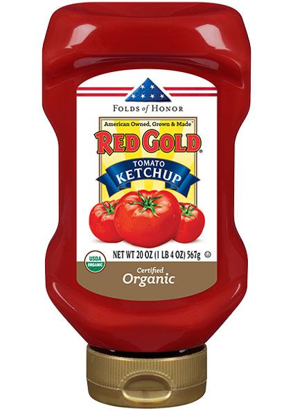 Image of Organic Tomato Ketchup 20 oz