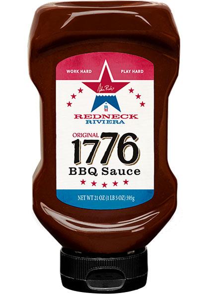 Image of Redneck Riviera 1776 Original BBQ Sauce
