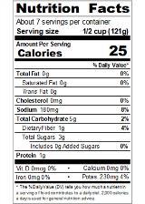 RPKBR28_Redpack_PetiteDicedTomatoes_28oz_Nutrition