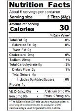 RPKUA06_Redpack_TomatoPaste_6oz_Nutrition