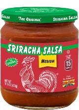 HUYSWD5_SrirachaMediumtSalsa15_5oz_Front