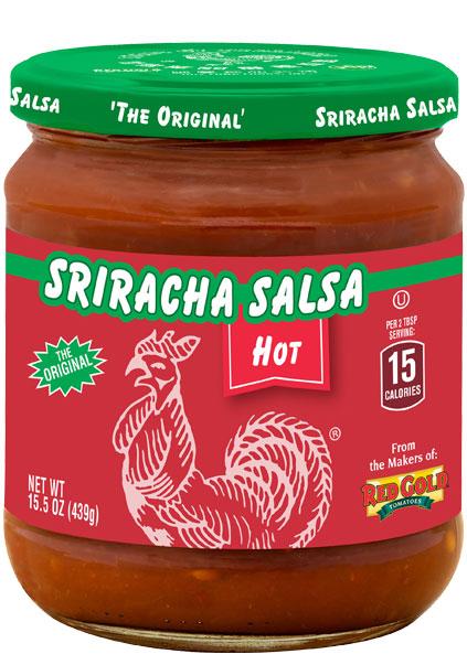 Image of Sriracha Hot Salsa 15.5 oz