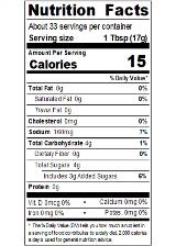 HUYYW2R_HuyFong_SrirachaKetchup_20oz_Nutrition