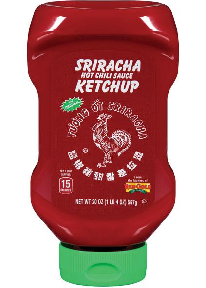 Image of Sriracha Ketchup 20 oz